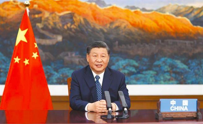 中國大陸國家主席習近平。(新華社)