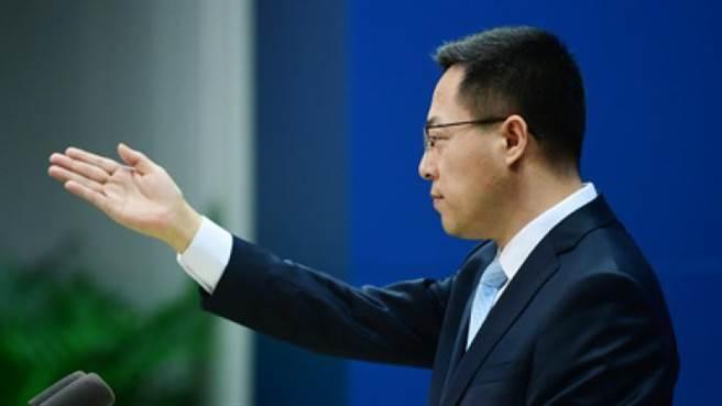 中國外交部發言人趙立堅表示,中方已派跨部門聯合工作組赴巴基斯坦協助了解大爆炸事件。(澎湃新聞)