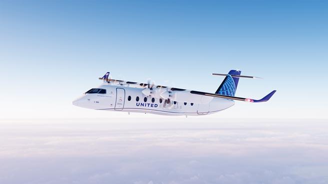 瑞典新創Heart Aerospace開發出「ES-19」19人座電動飛機。圖/翻攝自Heart Aerospace官網