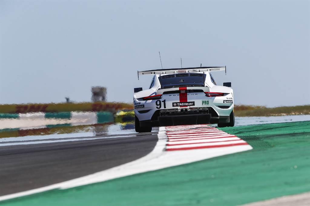 駕駛91號賽車的Gianmaria Bruni來自義大利,他表示能在蒙札比賽相當興奮。