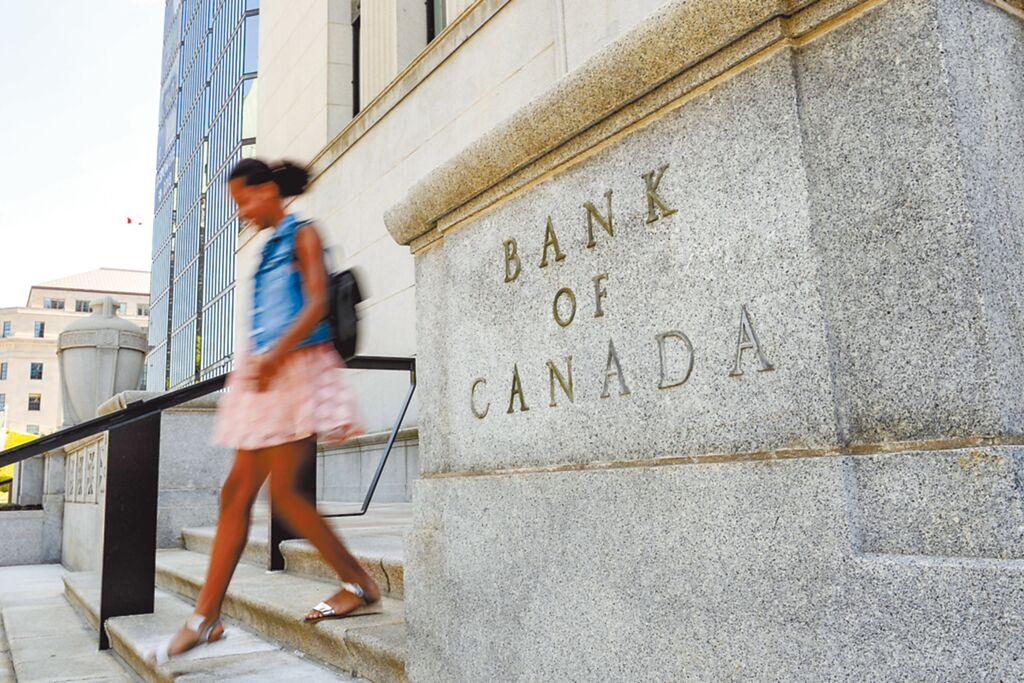 基於看好經濟復甦,加拿大央行宣布縮減量化寬鬆規模。圖/美聯社