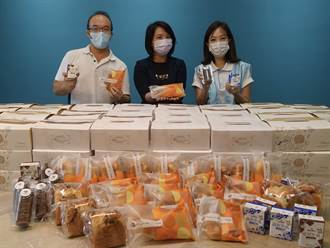 雙北上百單親家庭急需食物支援 頂新和德及時送暖