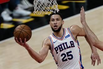 NBA》這麼討厭他?費城報紙P圖呼籲交易班西蒙斯