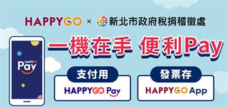 悠遊卡暖心公益應援 Happy Go鼓勵存發票抽好禮