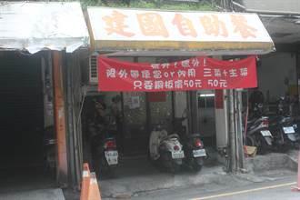 中壢40年自助餐老店7月底關門 網:沒有50塊便當了!