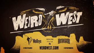 開拓蠻荒西部世界、締造傳奇!《Weird West 詭野西部》秋季多平台同步上線