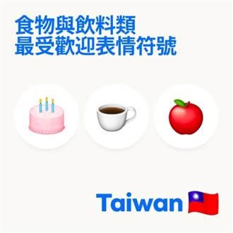Facebook首度公佈台灣表情符號排行榜 網友最愛是它