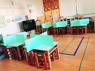 中市議員羅廷瑋籲市府提供防疫隔板 助幼兒園安心開學