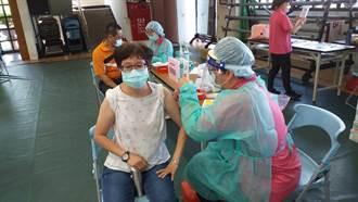 中央疫苗系統預約制今開打 台南首場在永仁高中接種站登場