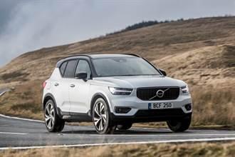 全球熱愛 獲獎不斷 Volvo XC40 獲《What Car?》與《Autotrader》最佳年度休旅與最佳新車