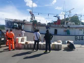 真會藏! 新北深澳漁船5天3度被抄 夾艙再查獲私菸