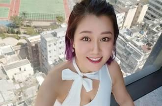 香港波神穿性感比基尼玩水 救生員視角雙球滿出來