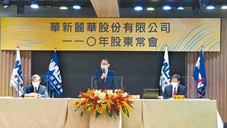 焦佑倫:華新下半年營運 更上層樓