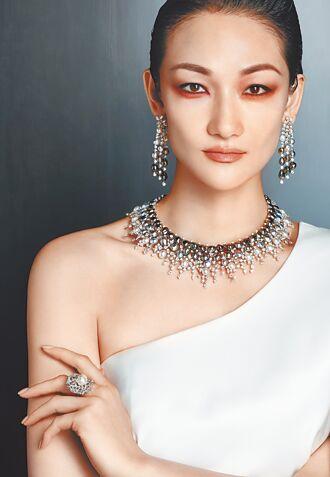 富永愛珠寶演繹禪風 MIKIMOTO融入和風美學