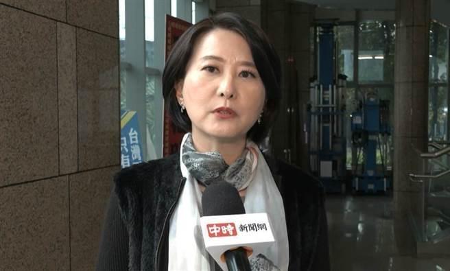 台北市議員王鴻薇。(圖/本報資料照)