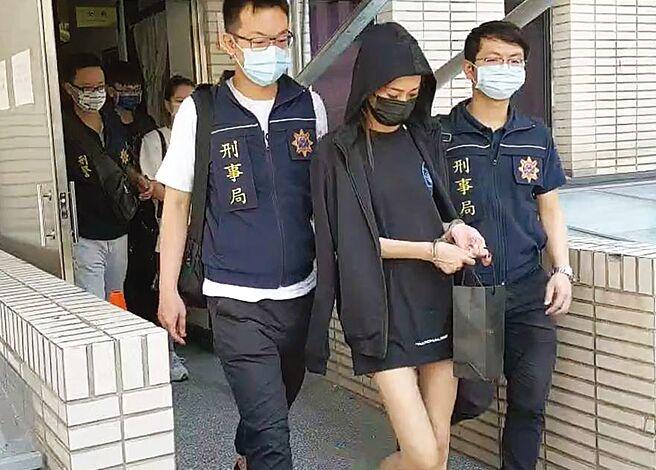 警方將洪姓女子等18名嫌犯依詐欺、洗錢及組織等罪嫌移送法辦。(翻攝照片/林郁平台北傳真)