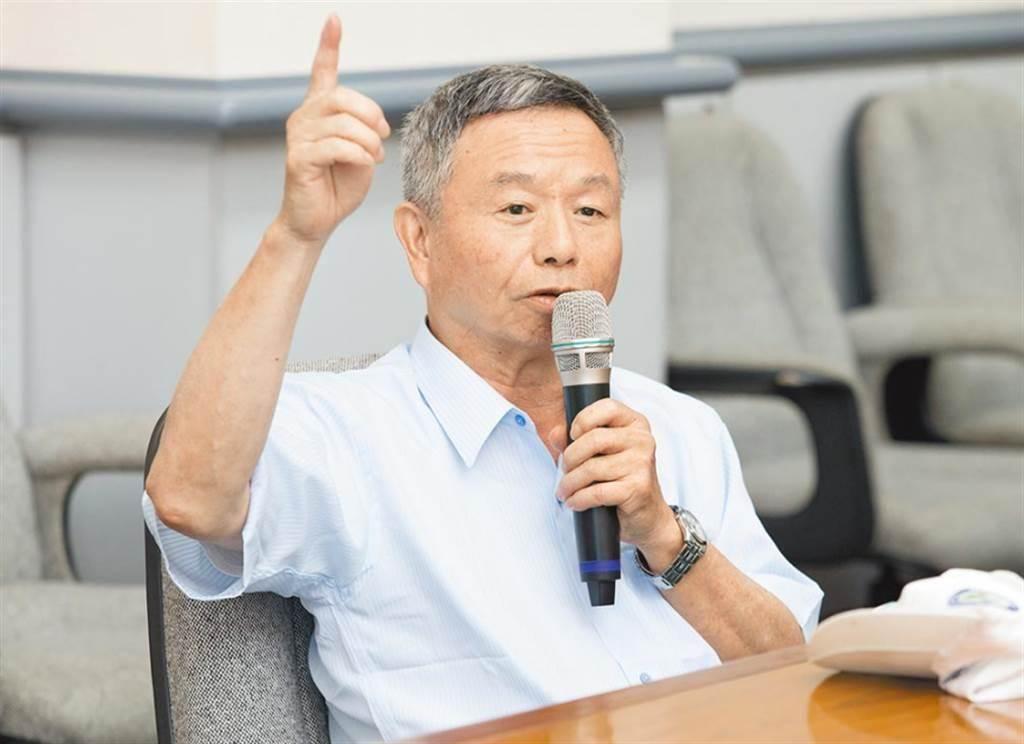 前衛生署長、台灣病友聯盟創立人楊志良。(中時資料照)