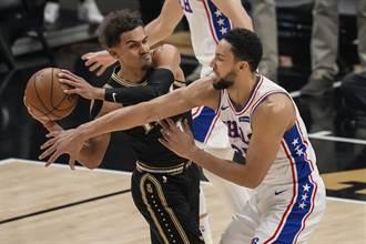 NBA》傳馬刺對班西蒙斯有興趣 美媒已為其列交易方案