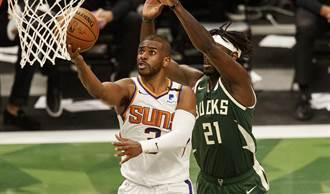 NBA》保羅對公鹿場均4.25次失誤 數據顯示哈勒戴成關鍵