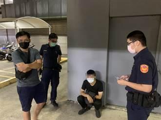 21歲男家樂福ATM狂提款 眼尖警逮詐欺車手