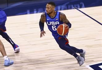NBA》再駁將提交易申請 利拉德:下季仍待拓荒者