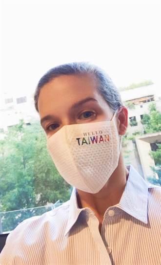 居家檢疫中 AIT新處長迫不及待對台灣Say Hello
