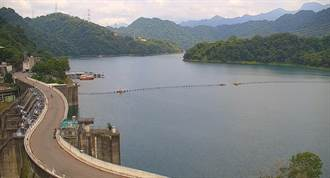 烟花颱風攜豪雨 石門水庫提前調節性放水