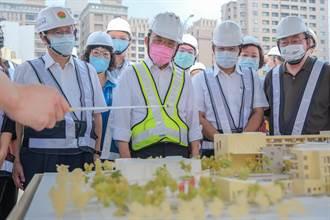 竹縣5校硬體建設經費24億  蘇貞昌承諾補助7成