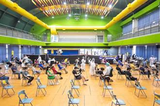 桃園大園國際高中預約接種僅6成 區長籲青埔居民多預約