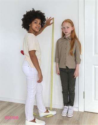 孩子會長多高?簡單公式告訴你 做對6件事幫助小孩長高