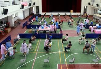 台東縣3300位高中職以下教職員 今天施打疫苗