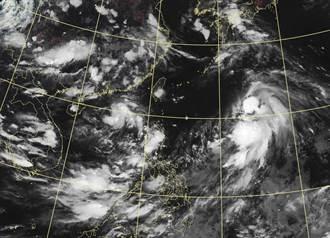 準烟花颱風預測路徑「涵蓋整個台灣」 專家曝最可能路線