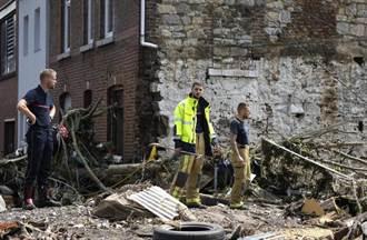 西歐暴雨成災  德國與比利時累計157死