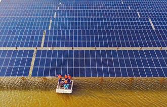 大陸碳交易首日 成交破2億人民幣