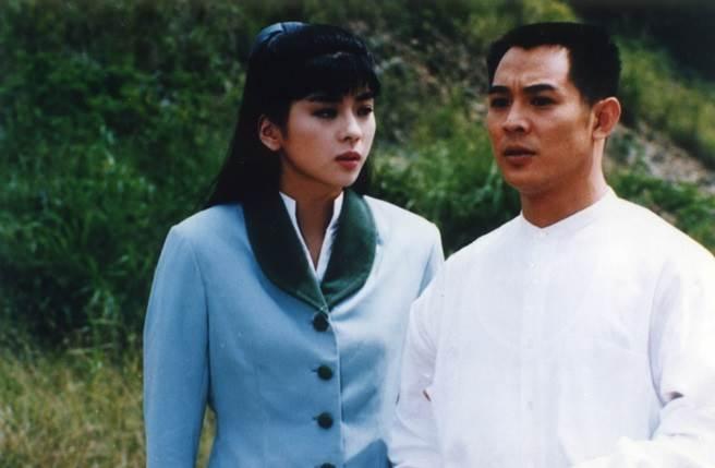 中山忍傳出因拍攝《精武英雄》假戲真做,癡心暗戀李連杰。(本報系資料照)