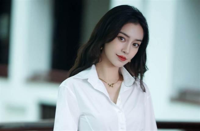 香港女星Angelababy(楊穎)。(圖/ 摘自Angelababy微博)