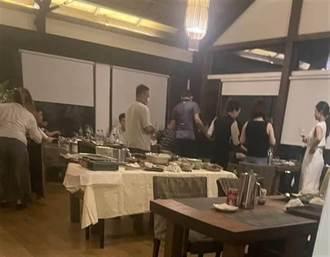 捲入「牡丹灣villa」群聚事件 陳政聞回應了:當天是帶妻女住宿