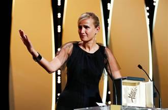 74屆坎城影展  法國電影「鈦」勇奪金棕櫚獎