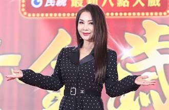 打疫苗照網喊「阿嬤辛苦了」 65歲陳美鳳高EQ犀利回應