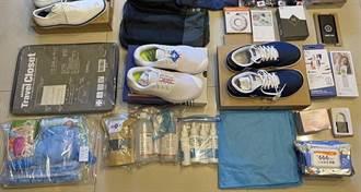 東京奧運》長庚運動醫學團隊再出發 防疫物資塞滿行李
