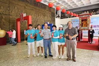 城市科大教授曾秀鳳 昔日高爾夫球后今成國家教練