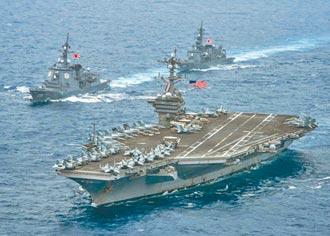 正視台海成為代理戰爭場域