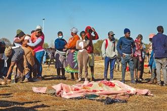 南非暴亂212死 總統稱有人策畫