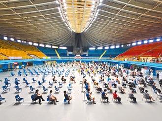 臺大雲林分院1小時打300人 民眾超滿意