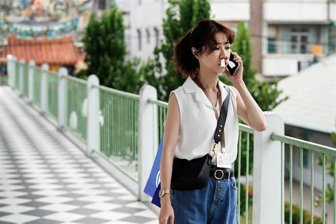謝盈萱在《俗女2》再度展現影后級演技。 (華視、CATCHPLAY提供)
