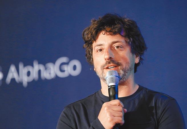 谷歌共同創辦人布林(Sergey Brin)