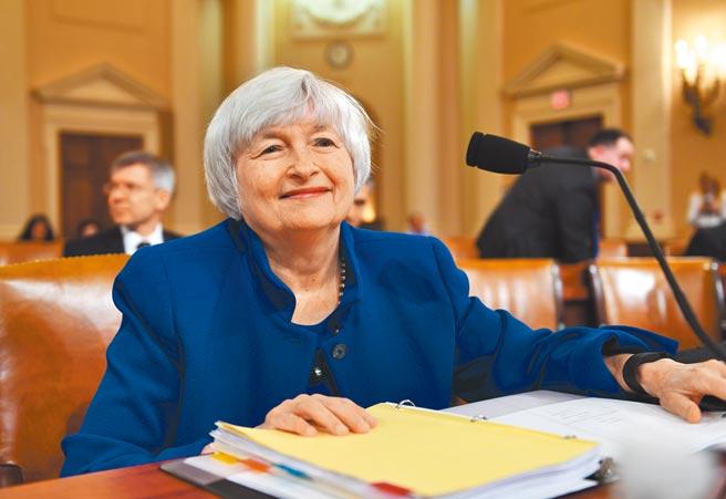 美國財政部長葉倫質疑,美國對中國仍在實施的關稅已傷害美國消費者。(新華社)