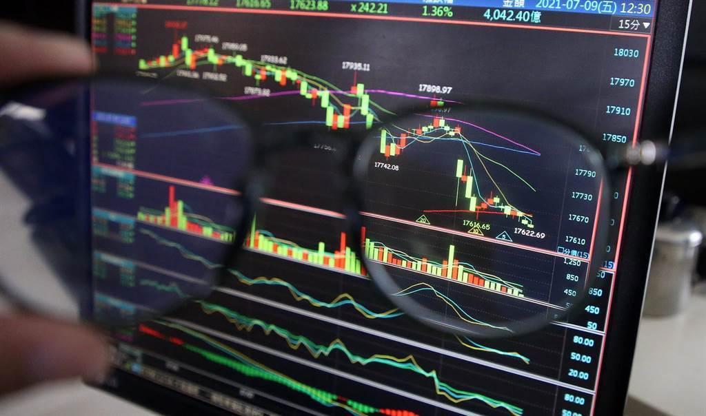 台股今(19日)開低走低,終場加權指數以17789.25點作收,下跌106點。(資料照)