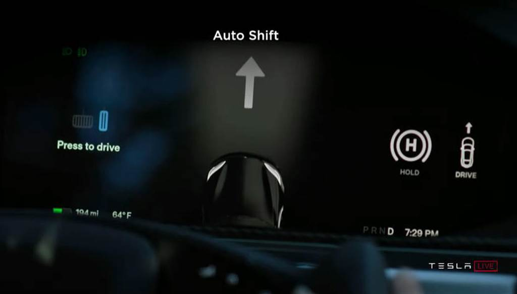 AI 智慧換檔非特斯拉 Model S 專屬,馬斯克:未來有買 FSD 的車都會配這功能