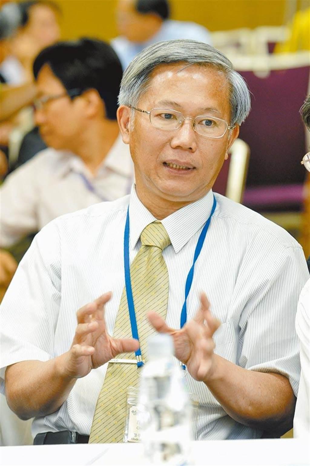 中央研究院院士陳培哲。(圖/本報資料照)